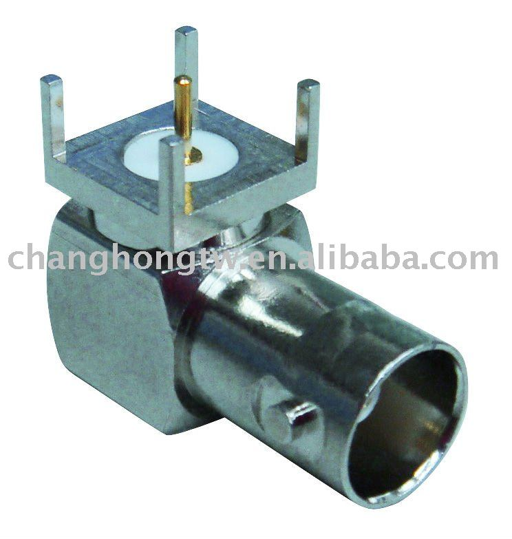 RF COAXIAL CABLE BNC TYPE CONNECTOR