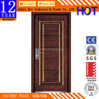 Bullet-proof Armored Steel Entry Door High Quality Secure Front Doors Waterproof Soundproof Villas Single Door