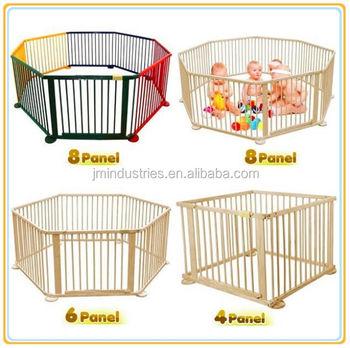 Bebé Parque Infantil De Madera Para El Bebé Buy Bebé Parque
