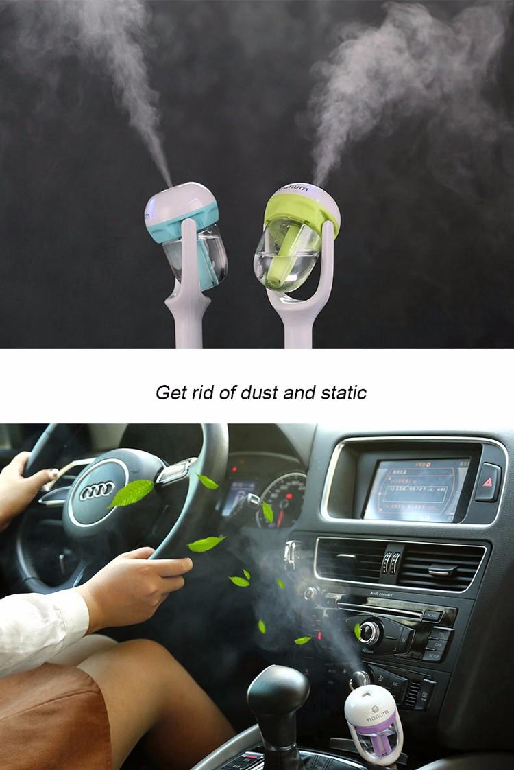 Usb Aroma Mobil Perfume Diffusermini Portabel Udara Car Vehicle Aromatherapy Humidifier Aromaterapi Parfum Diffuser Mini Dan Esensial Minyak