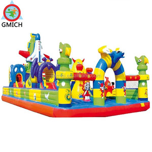 residential mini bouncer inflatable bouncy castle,shrek inflatable bounce house,large children inflatable slides