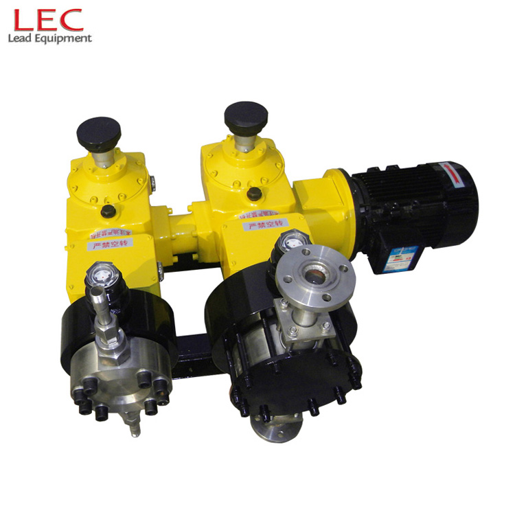 CYJ-M series PTFE Diaphragm chlorine chemical dosing pump