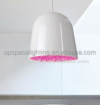 (XCP7068) European style Modern can can flower shade Aluminum pendant light