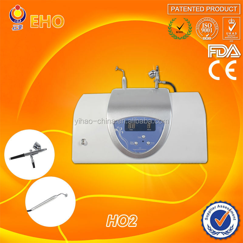 HO2 professional skin care oxy water equipment(advertising/manufacturers looking for distributors)