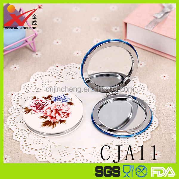 Double sides Mirror for promotional gift
