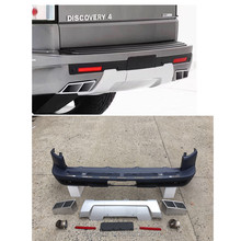 STARTECH rear bumper fit for Land-Rover Discovery 3/4