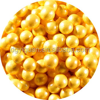 Cake Decorations Edible Balls : Edible Orange Pearlized Balls For Cake Decorations - Buy ...
