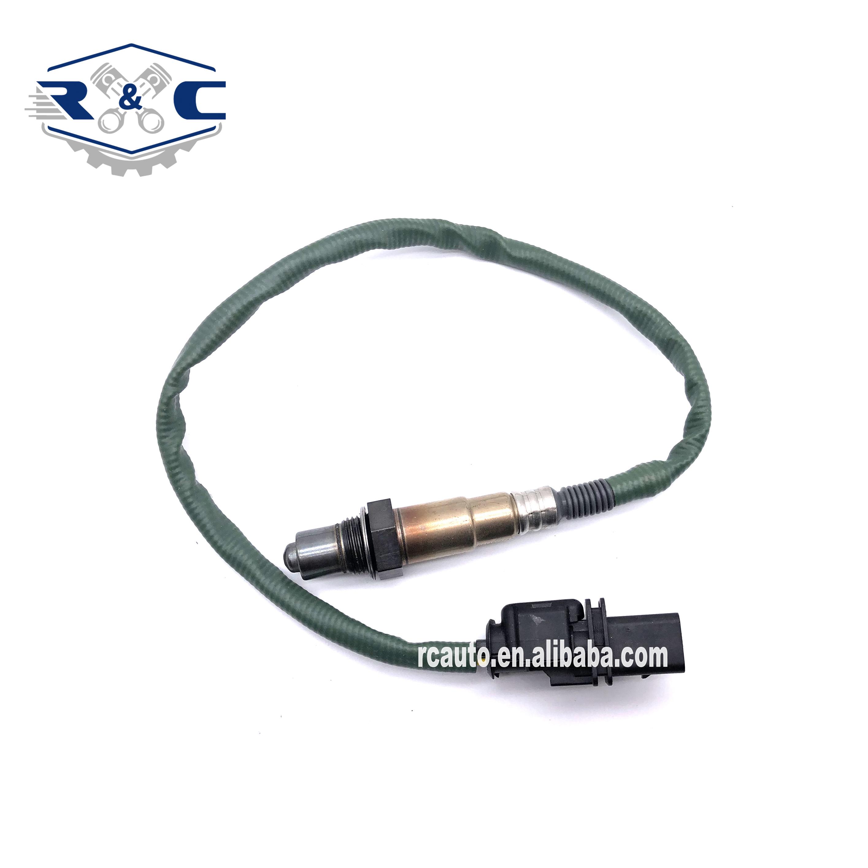 MERCEDES ML 320 W163 3.2 V6 EXHAUST LAMBDA SENSOR 0015402817