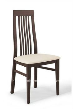 Solid Wood Kitchen High Back Chair Antique Chairs Wooden Product On Alibaba