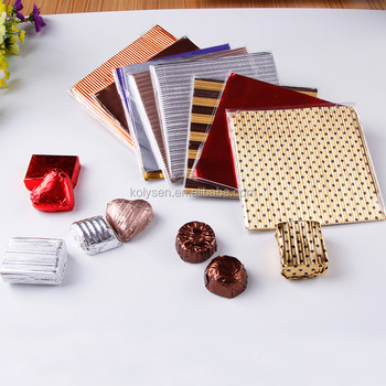 Pleated Gold Aluminum Foil For Chocolate Wrapper Buy Pleated Foil Pleated Aluminum Foil For Chocolate Corrugated Aluminum Foil Product On