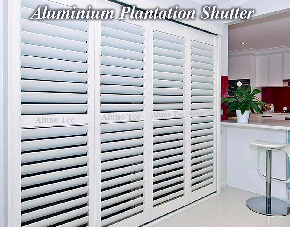 Wooden Window Frames Designs Jalousie Plantation Shutter