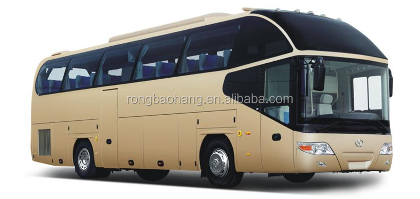 Shaolin SLG6128C4ZR luxury passenger bus not yutong bus