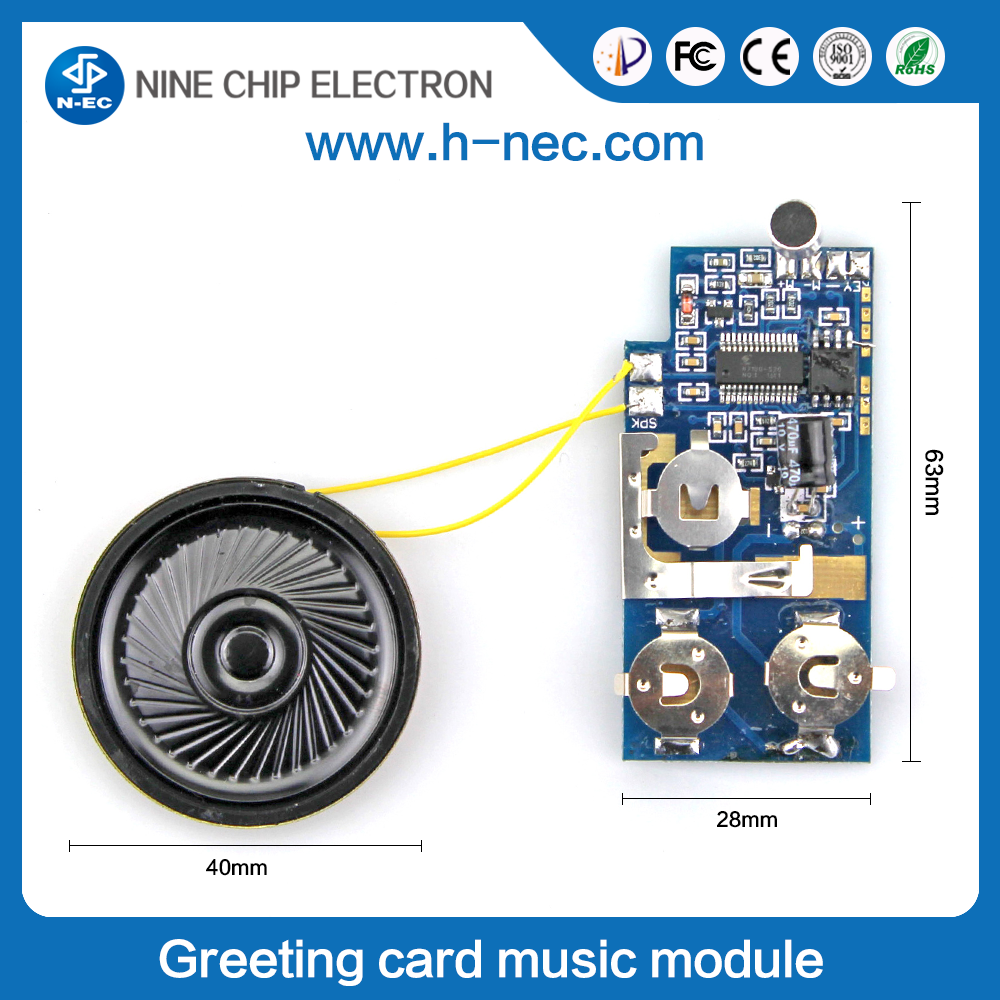 Greeting Card Modules Suppliers And How To Use Wtv020sd Music Module With Arduino Build Circuit Manufacturers At