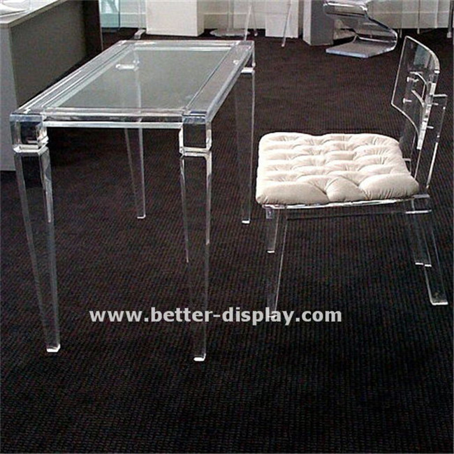High Quality Acrylic Large Lucite Coffee Table