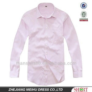 men's custom solid bright color french cuff dress shirt