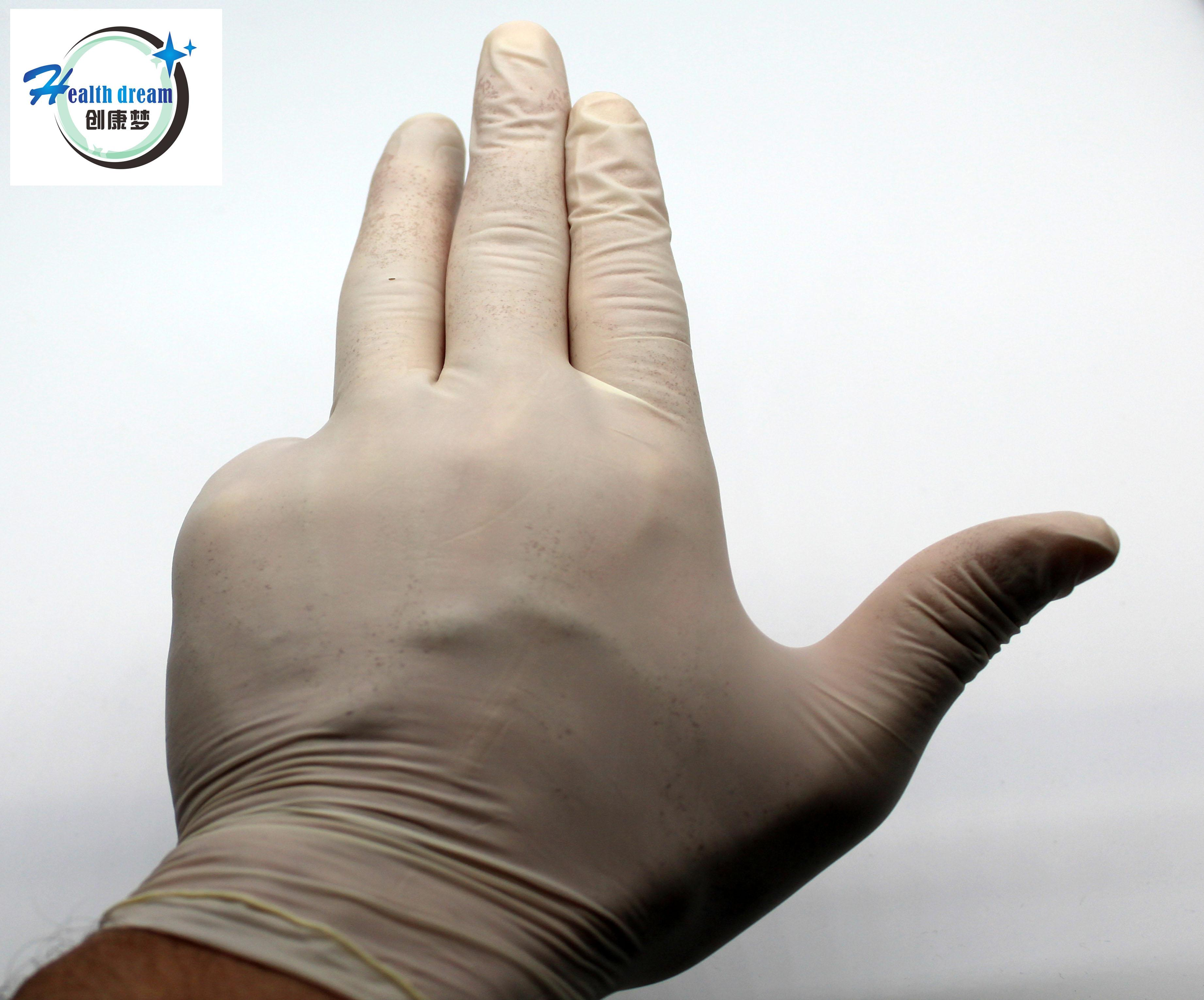 Fast delivery colors latex gloves for housing cheap price with good quality disposable medical examination surgical glove use