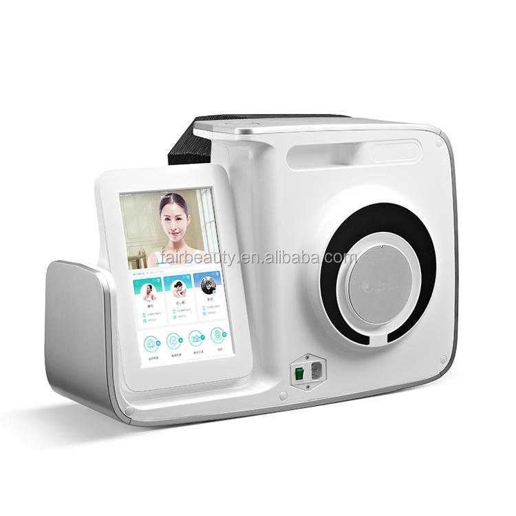 Professional skin analyzer Facial Analysis/ Skin Analyser / Skin Analyzer 3D Digital Observer Facial Skin Analyzer