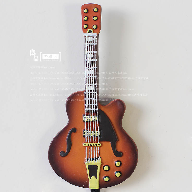 crochet guitare mur l 39 artisanat et l 39 industrie. Black Bedroom Furniture Sets. Home Design Ideas