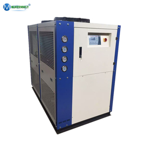 20HP 55KW Hydraulic Oil Cooling Unit Fully Automatic Control Water Cooling Oil Cooler Chiller