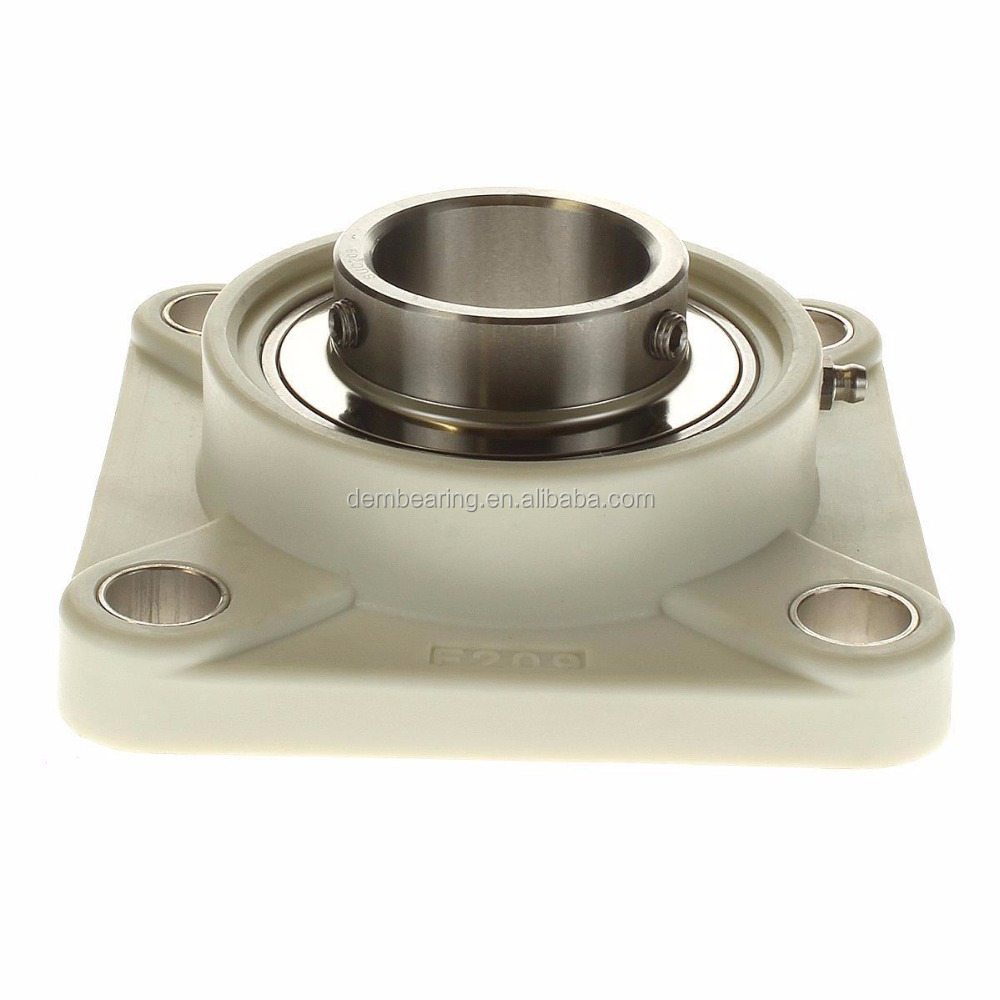 Manufacturer Plastic Pillow Block Bearing UCF 209 / Stainless steel Bearing pillow block UCF209 F209