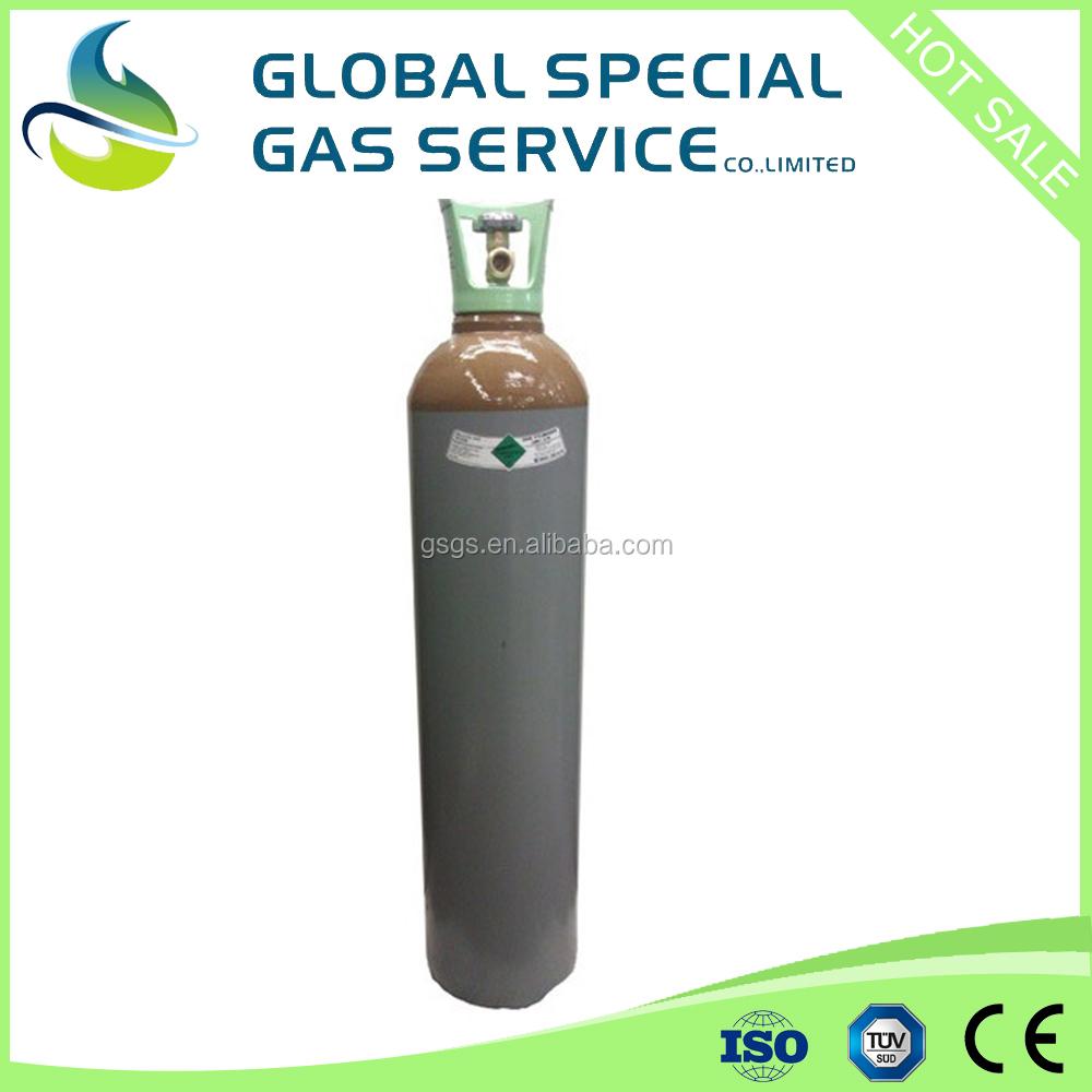 99.995% 硫黄六フッ化価格 SF6 ガス販売のため