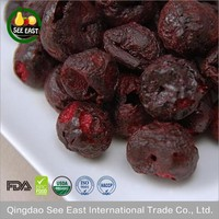 new products 2016 healthy snack fruits freeze dried cherries