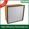 industrial high efficiency hepa carbon compress air filter h12 h13