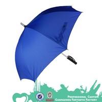 China umbrella factory good selling manual open blue rain gear