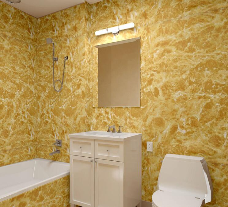 Can Keep Many Years Bathroom Stone Wallpaper Cheap Design Wallpaper