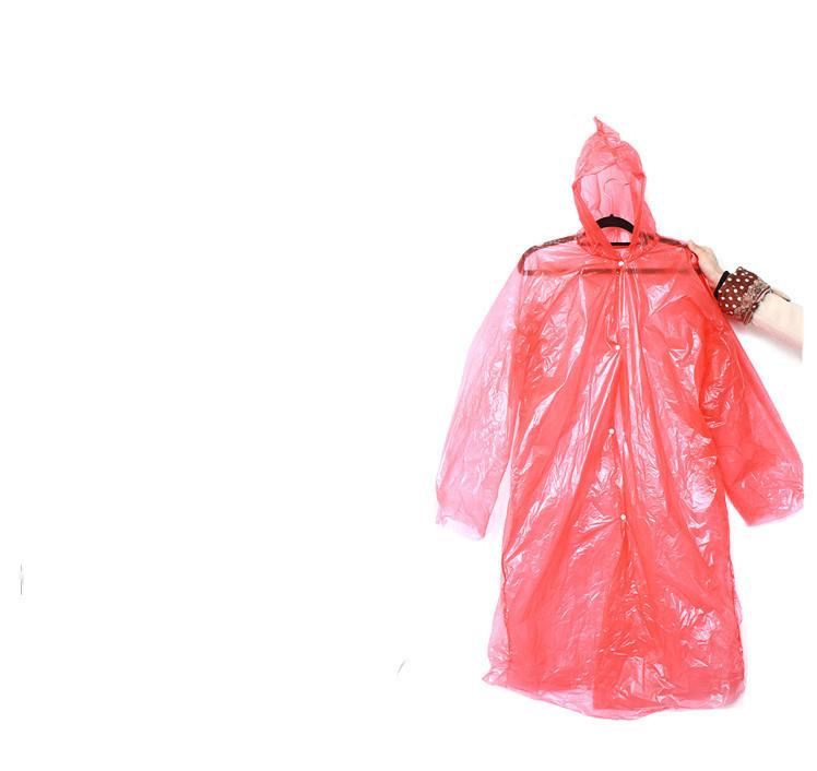 Jj163 10 шт./лот женщин для мужчин одноразовые плащ путешествия дождь пальто верхняя плащи костюм пункт передач материала аксессуары поставок