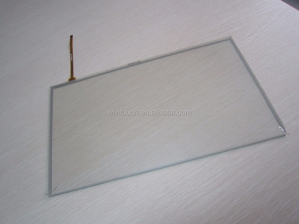 24 inch 4 Wire Resistive USB Touch Screen Panel