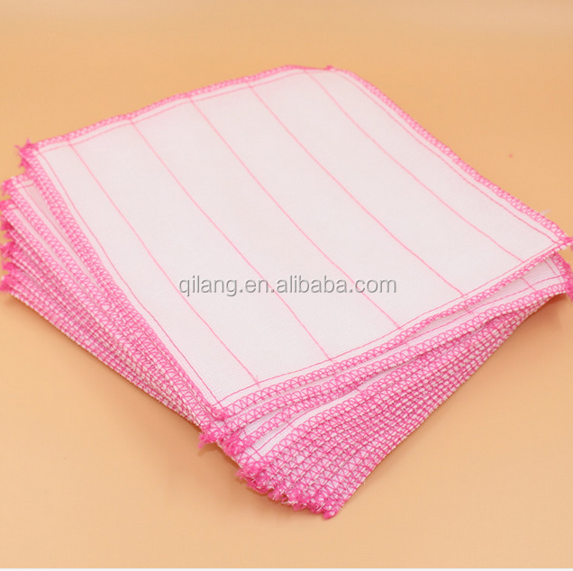 Cheap custom 100% cotton Kitchen dish cleaning towel