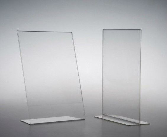 Acrylic Card Holder Display,Desktop Acrylic Display Stand