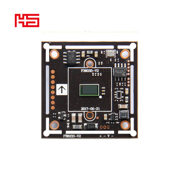 High definition AHD PCB board 2MP 1080P CCTV AHD board camera pcb