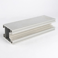High Quality Top grade aluminum sliding window frame extrusion profiles for windows and doors glass profile aluminum