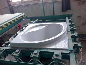 Vasca Da Bagno Acrilico : Acrilico abs vasca da bagno vassoio lavabo lavabo termoformatura