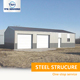 Prefab Car Showroom Structure Warehouse Pre Built Prefabricated Modular 2 Garage Or Prefab Modular 3 Car Garage