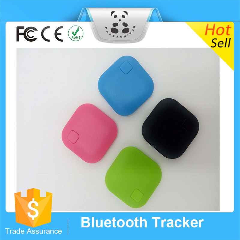 2016 China Best Sale Intelligent Bluetooth Smart Finder Tracker Alarm Anti Lost Wallet Camera Key for Smartphone