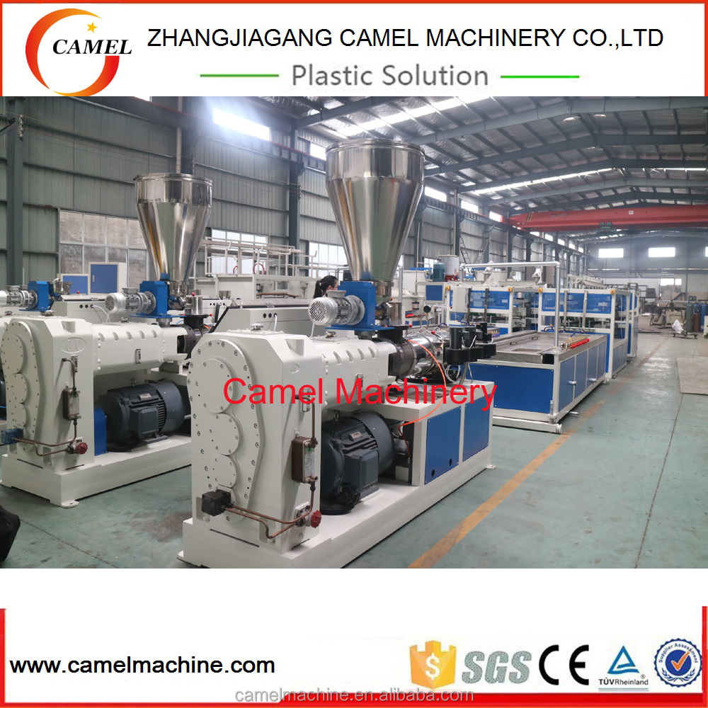 Extruder/ PVC profile machine window and door pvc profile making machine window and door pvc profile making machine