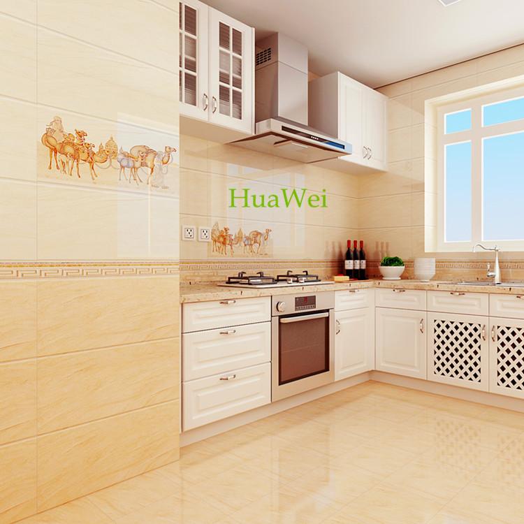 Kitchen Tiles Product: Interior Wall Tiles Designs / 2x2 Ceramic Tile / Kitchen
