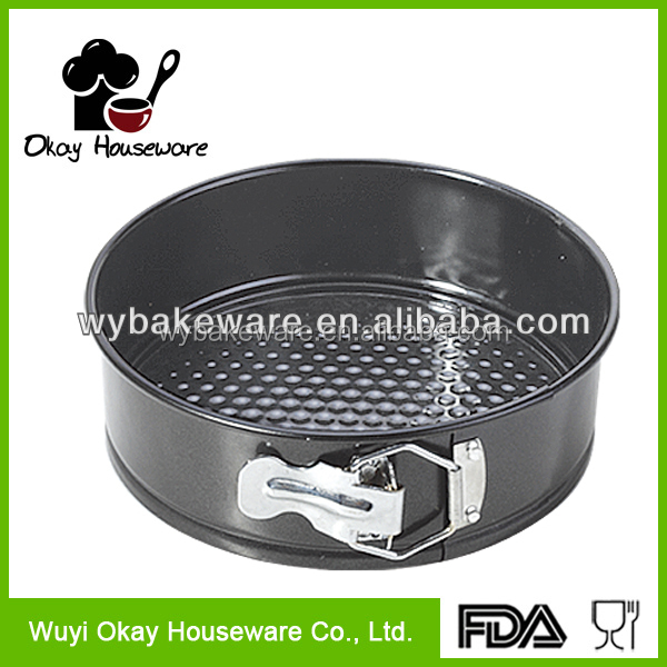 OKAY BK-D2039 3 PC SET NON STICK SPRINGFORM CAKE PAN