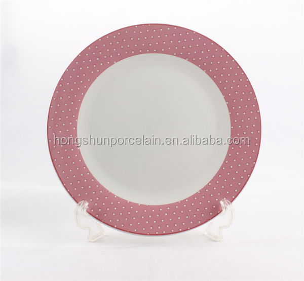 Pink Dinner Plate Pink Dinner Plate Suppliers and Manufacturers at Alibaba.com & Pink Dinner Plate Pink Dinner Plate Suppliers and Manufacturers at ...