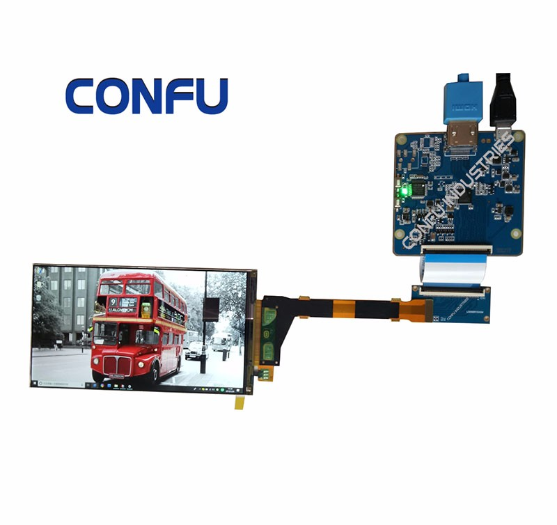 Confu Hdmi To Mipi Dsi Driver Board Controller Ls055r1sx04