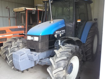 New Holland Ts110 - Buy Used Tractor Product on Alibaba com