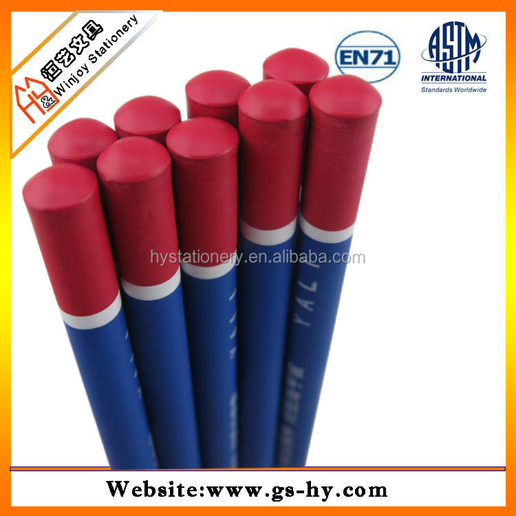7 inch hot selling 12 color lead promotional natural wood colour tipped pencils set with case