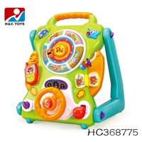 New unique design educational multifunctional baby walker wholesale HC365746