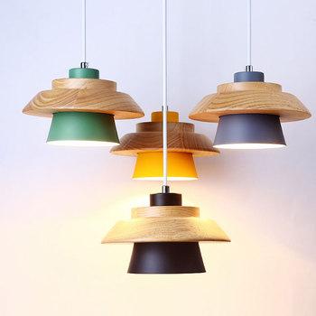 Modern Retro Pendant Lamp Hanging Ceiling Light For Dining Room