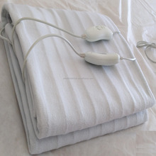 Wholesale Washable Electric Heater Blanket Bed Warmer