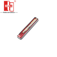 Lancet Pen Gold-plated Stainless Steel Blood Lancet Pen Disposable Sterile Blood Lancet for Hospital Lancing Pen