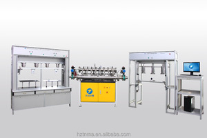 Industrial Gas Meter Test Bench( G6~G100 )